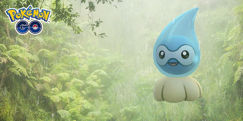 Pokémon GO Evento Semana Climática