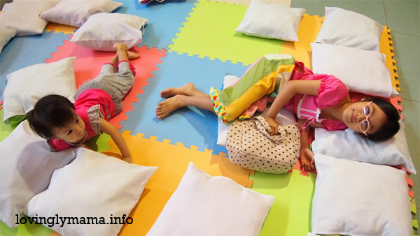 Kidsvilled - activities for kids - homeschooling - homeschooling in Bacolod - Bacolod City - Bacolod mommy blogger-  talisay city - Negros Occidental - The District North Point - teaching kids - field trip - educational fair - afternoon nap