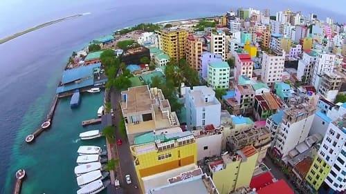 جزيرة مالي في جزر المالديف