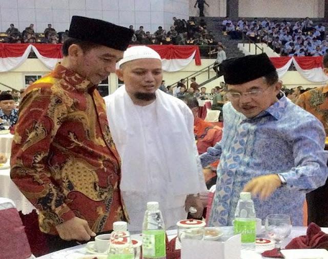 Minta Presiden Jokowi Bebaskan Ustadz M Al-Khaththath, Ini Jaminan Berani KH M Arifin Ilham