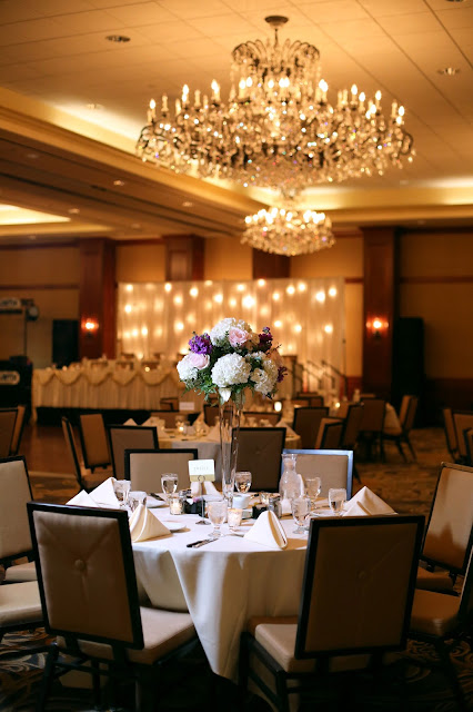 delta hotel wedding reception
