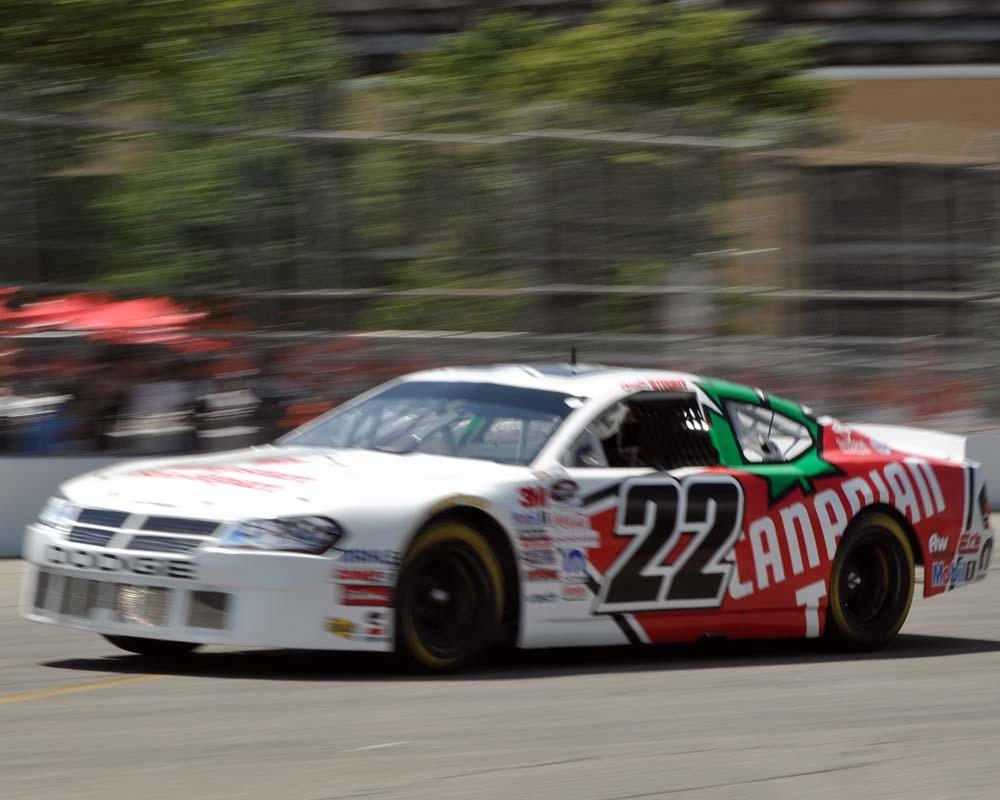 Toronto Grand Prix Tourist - A Toronto Blog: Chris Raabe NASCAR ...