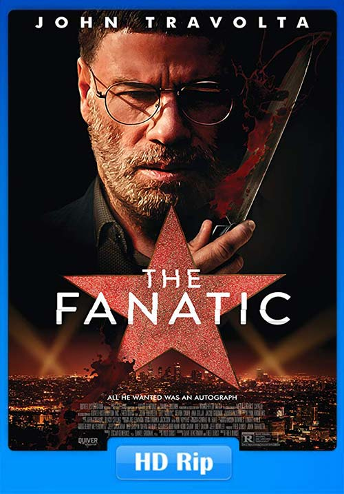 The Fanatic 2019 720p WEB-DL x264   480p 300MB   100MB HEVC Poster