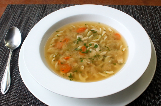 Food Wishes Video Recipes One Step Chicken Noodle Soup For When