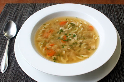 """One-Step"" Chicken Noodle Soup – For When You're Sick of Following Recipes"