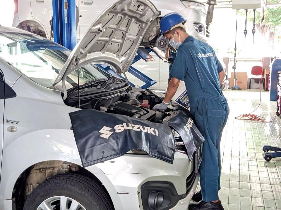 Hindari Insiden Terbakar, Berikut Kiatnya dari Suzuki