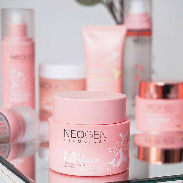 Neogen Probiotics Relief Cream Review