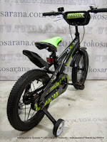 16 Inch United Core Aluminium Alloy BMX Kids Bike
