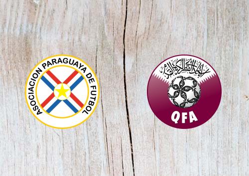 Paraguay vs Qatar Full Match & Highlights 16 June 2019