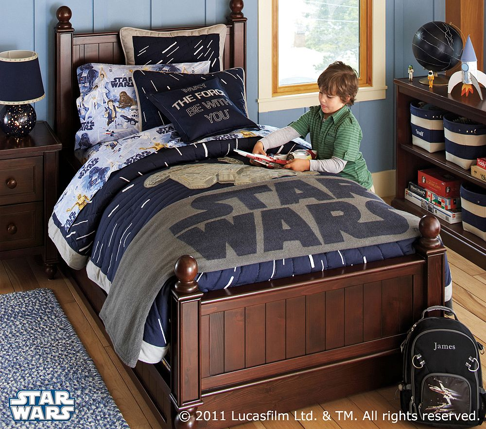 At Second Street Star Wars Bedding