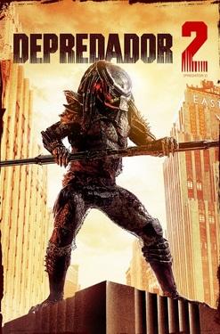 Depredador 2 (1990) Online latino hd
