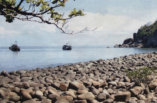 Đảo Hòn Khoai - Cà Mau