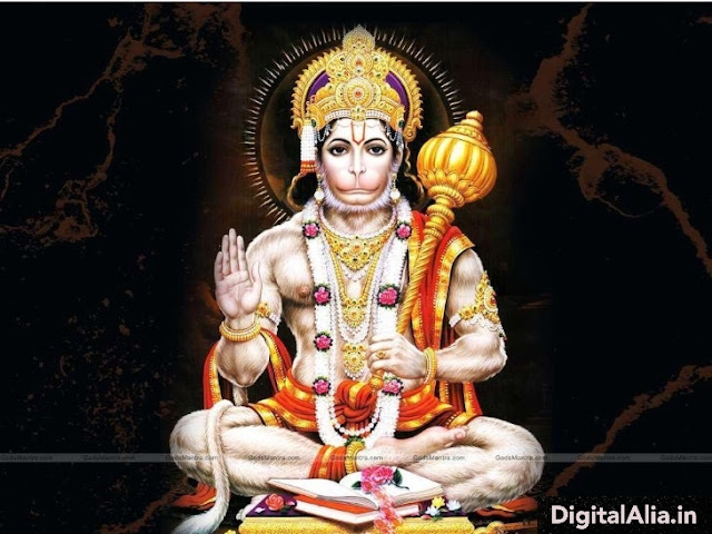 hanuman real photo in himalaya