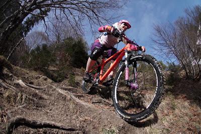 Trailfahren mit dem Mountainbike erlernen