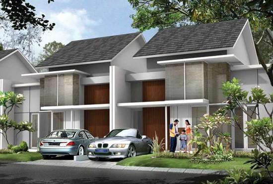 desain rumah minimalis ukuran 9x15 meter