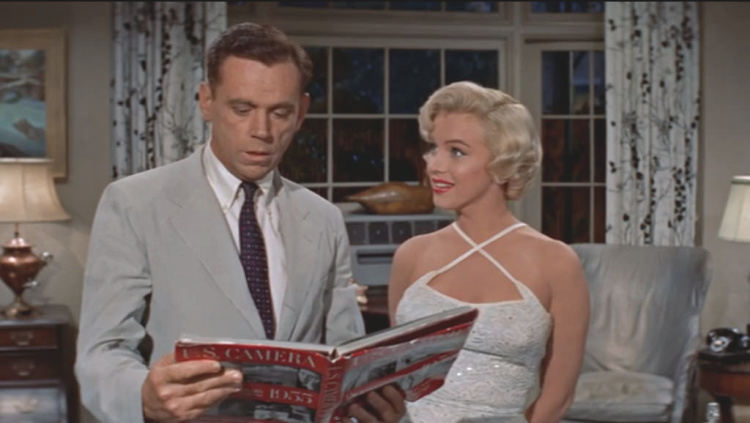 A Vintage Nerd, Vintage Blog, Retro Lifestyle Blog, Classic Film to be Thankful for, To Sir with Love, Seven Year Itch