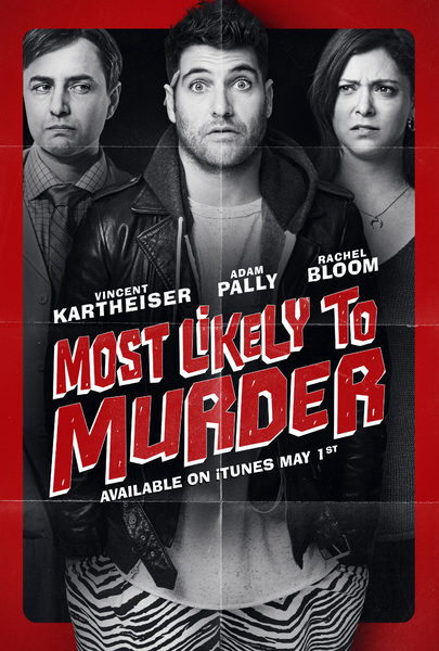 Most Likely to Murder [2018] [DVDR] [NTSC] [CUSTOM HD] [Latino]