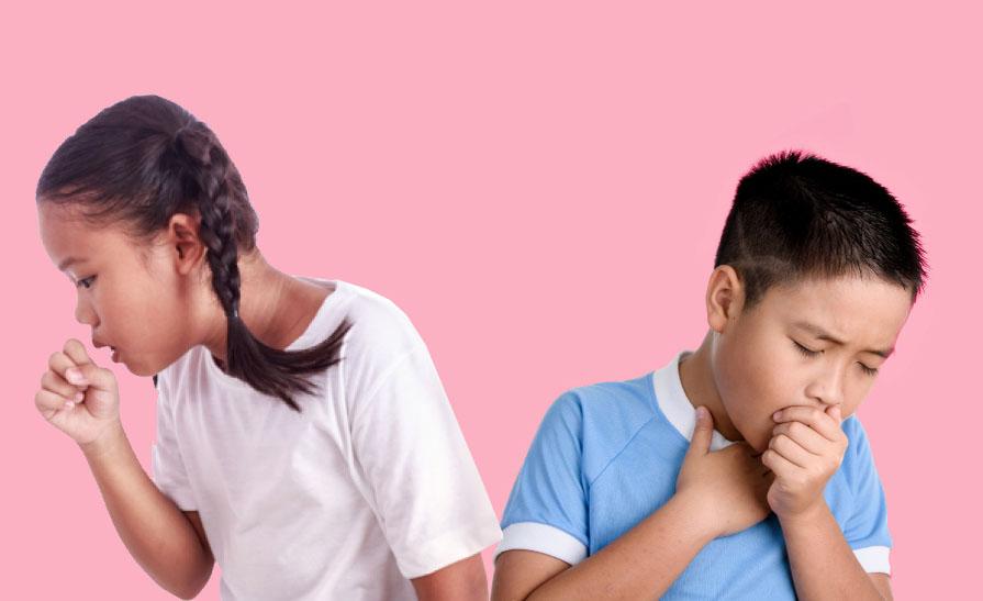 Cara Mengatasi Sesak Nafas Karena Batuk Pada Anak