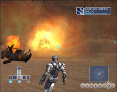 Iron Man (PS2) 2008