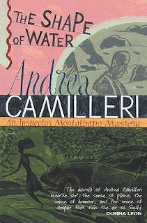 #BookReview: The Shape of Water by Andrea Camilleri