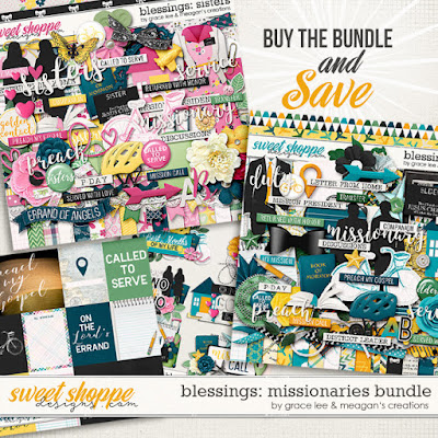 Blessings: Missionaries Bundles