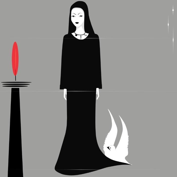 Цифровые рисунки женского мира.