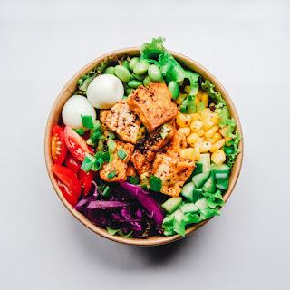 California Salad Bowl  and Classic Tossed Salad and Fatoosh recipes