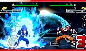 تحميل لعبة Dragon Ball Z shin budokai 2020 للاندرويد ppsspp من ميديا فاير