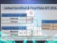 Jadwal AFF 2016 Piala Suzuki Cup Final Leg 2 Terbaru