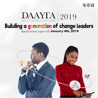 Applications for the ARM DAAYTA 2019 Programme are now open
