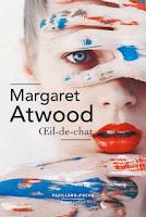 Oeil-de-chat de Margaret Atwood
