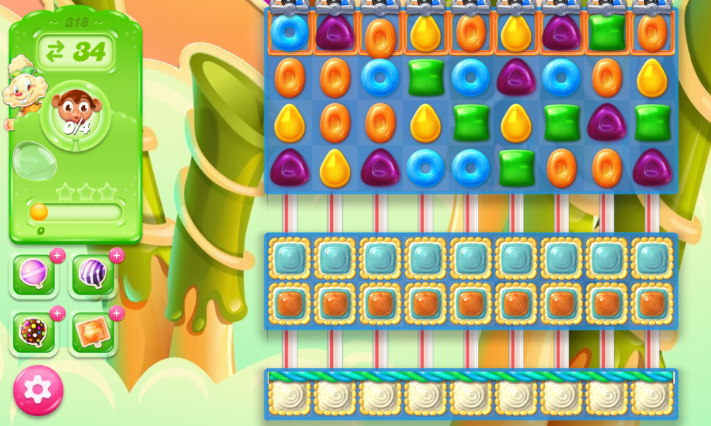 Candy Crush Jelly Saga 318