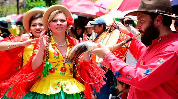 Programa Oficial Carnaval Chapaco 2018