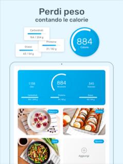 YAZIO Conta Calorie per Dieta si aggiorna alla vers 6.5.5