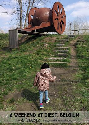Weekend trips from Brussels Diest Flanders Pinterest