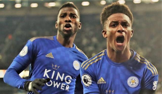 EPL: Iheanacho Soars Against West Ham