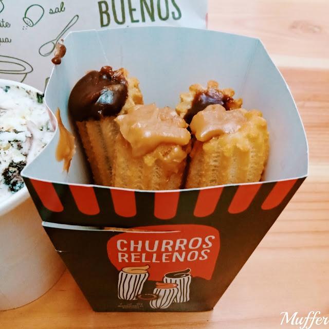 Soy Churro - Churro Relleno