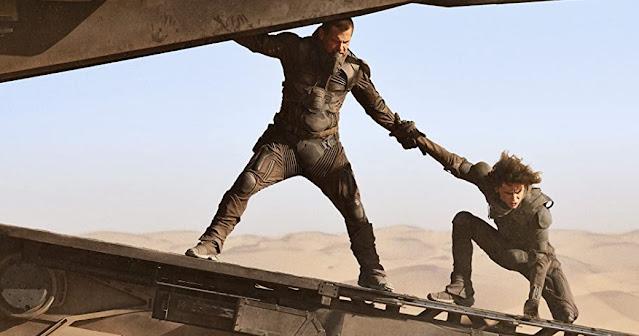 Denis Villeneuves new movie Dune 2021
