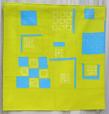 Quiltcon 2017 - Mustard Stain by Paige Alexander