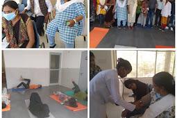देवा हॉस्पिटल में आयोजित हुआ निःशुल्क स्वास्थ्य जागरूकता शिविर