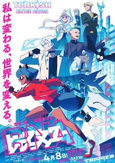 BNA: Brand New Animal Temporada 1 1080p Dual Latino/Japones