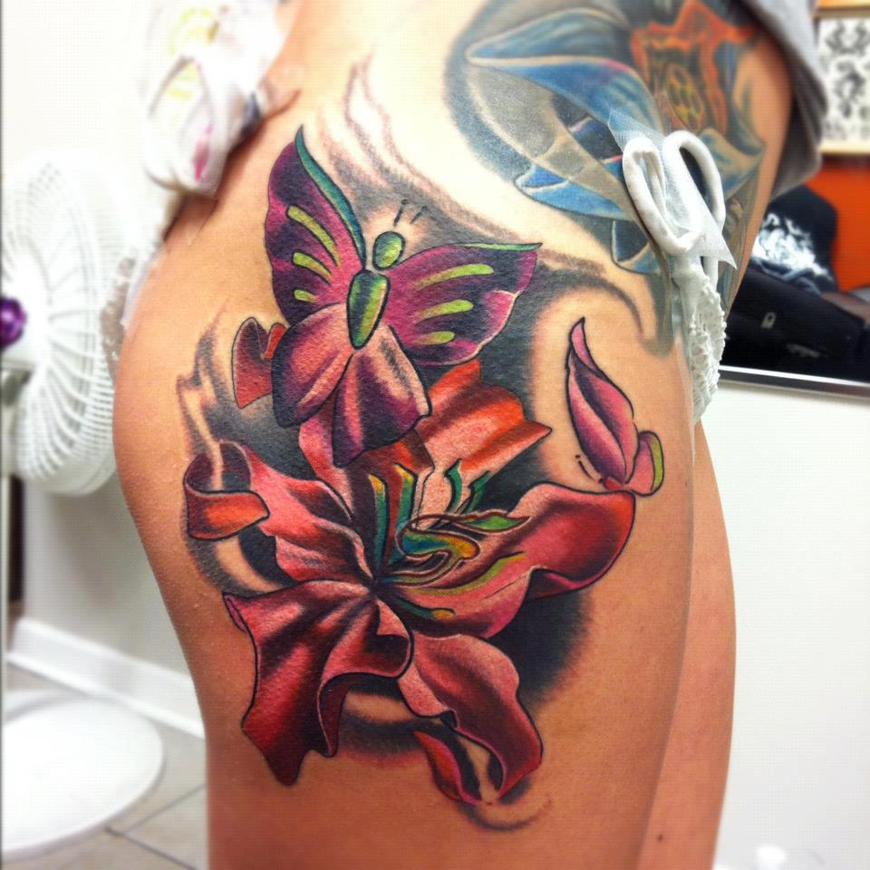 Daily vibes mike sedges for Empire ink tattoo