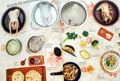 Przepis na rosół po meksykańsku