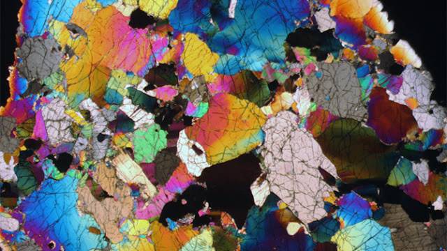 Study of olivine provides new data for measuring Earth's surface