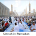 Umrah during the Ramadan