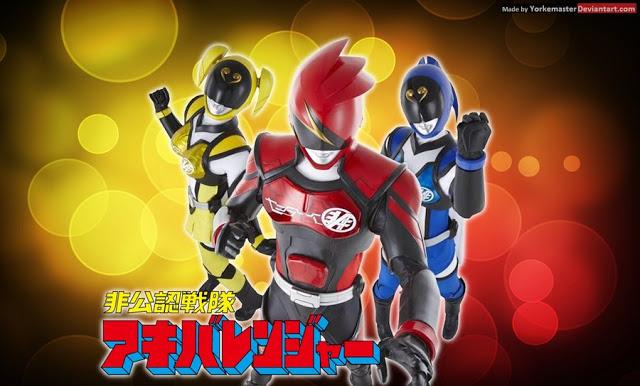 Akagi Nobou, seorang pengantar barang yang juga seorang otaku di Akibahara, tiba-tiba dipilih menjadi anggota Hikounin Sentai Akibaranger bersama Aoyagi Mitsuki dan Yumeria Moegi setelah 'berhasil' menggagalkan penjambretan.