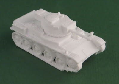 Hungarian 38M Toldi Light Tank picture 5