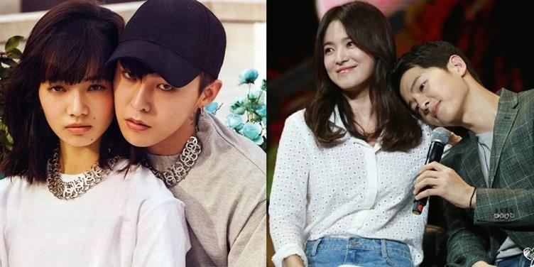 Những cặp đôi sao Hàn khiến truyền thông tốn giấy mực nhất năm 2016
