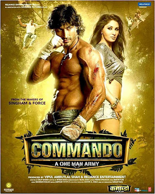 Commando A One Man Army 2013 Custom HD Latino 5.1