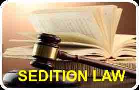 [Best] Sedition Law देशद्रोह कायदा